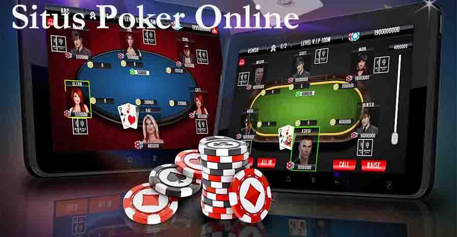 Situs Poker Online Taruhan Uang Asli Terpercaya